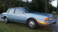 Picture of 1985 Buick Century Custom Sedan, exterior