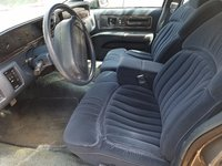 Picture of 1992 Buick Roadmaster 4 Dr STD Sedan, interior
