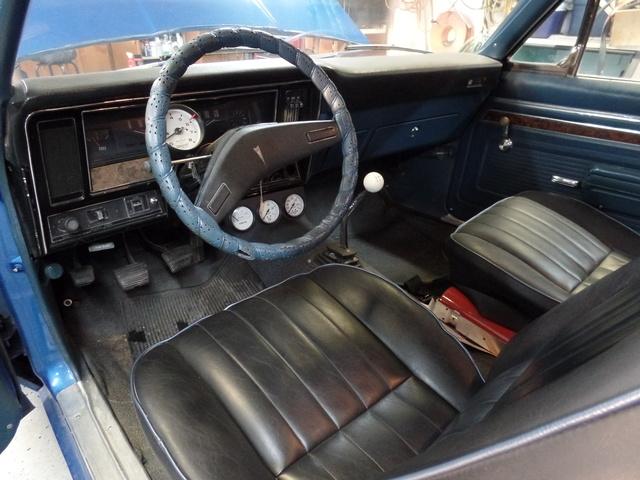 1971 Pontiac Ventura Interior Pictures Cargurus