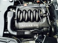 Picture of 2001 Jaguar XJ-Series XJ8 Sedan, engine
