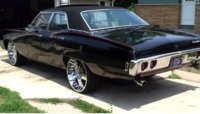 Picture of 1968 Chevrolet Bel Air, exterior, gallery_worthy