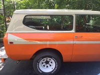 1977 International Harvester Scout Picture Gallery