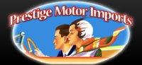 Prestige Luxury Motors logo