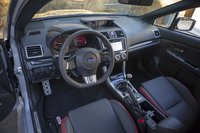 Picture of 2015 Subaru WRX STI Limited, interior