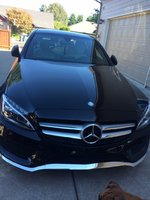 Picture of 2015 Mercedes-Benz C-Class C 400 4MATIC, exterior