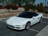 Picture of 1992 Acura NSX STD Coupe, exterior