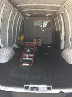 Picture of 2008 GMC Savana Cargo 2500, interior