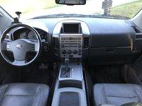 Picture of 2007 Nissan Armada LE, interior