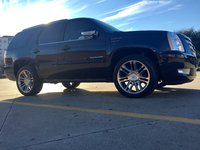 Picture of 2013 Cadillac Escalade Platinum Edition AWD, exterior