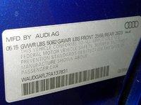 Picture of 2015 Audi S4 3.0T Quattro Premium Plus, interior