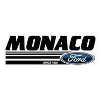 Monaco Ford logo
