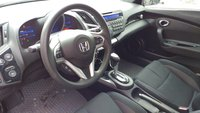 Picture of 2014 Honda CR-Z Base Coupe w/ Premium Package, interior