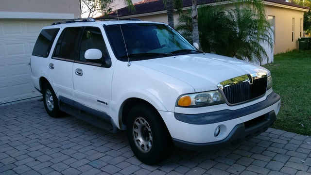 Picture of 1998 Lincoln Navigator 4 Dr STD 4WD SUV