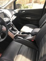 Picture of 2014 Ford C-Max SEL Hybrid, interior