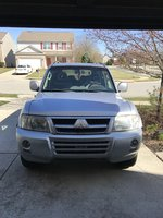 Picture of 2004 Mitsubishi Montero Limited 4WD, exterior