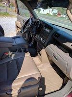Picture of 2007 Honda Ridgeline RTL, interior