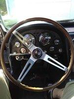 Picture of 1964 Chevrolet Corvette Coupe, interior