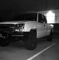 Picture of 2005 Chevrolet Silverado 1500 Work Truck Ext Cab 4WD, exterior