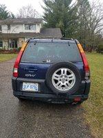 Picture of 2003 Honda CR-V EX AWD, exterior