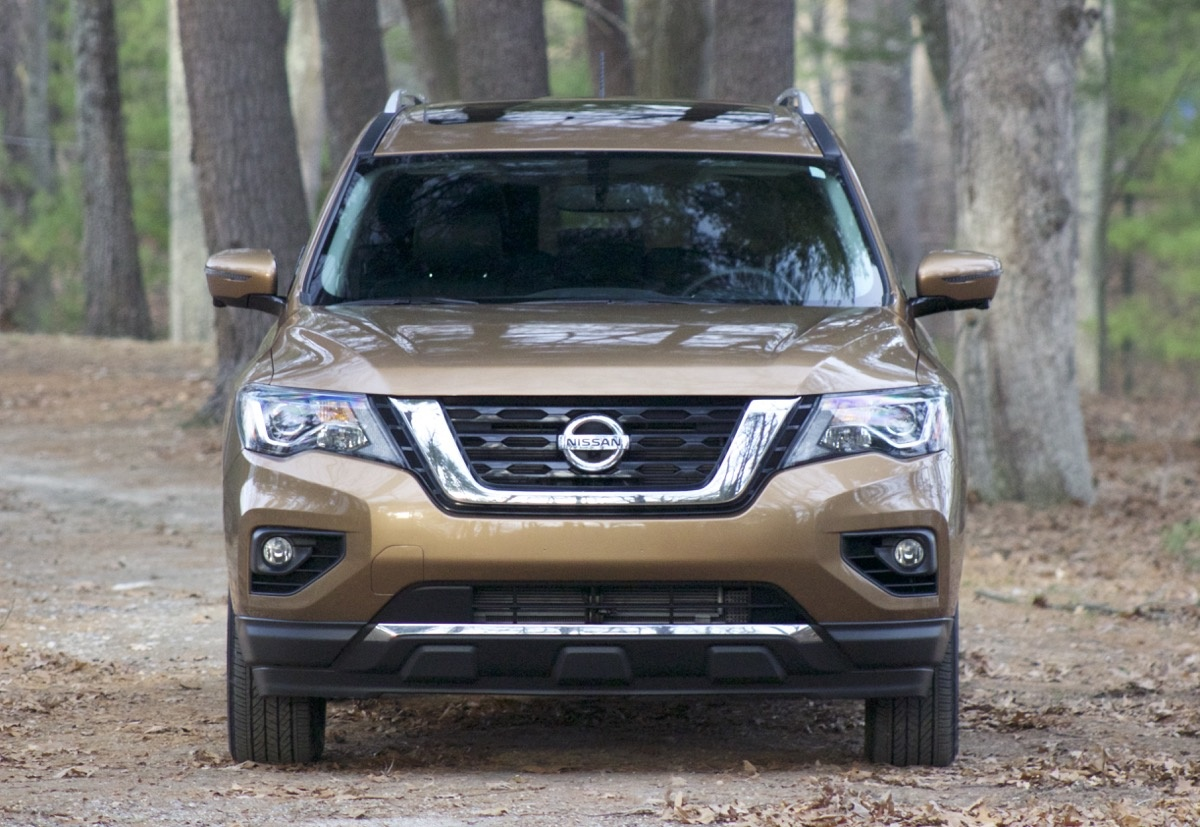2017 nissan pathfinder for sale in your area cargurus. Black Bedroom Furniture Sets. Home Design Ideas