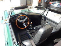 Picture of 1969 MG MGB Roadster, interior