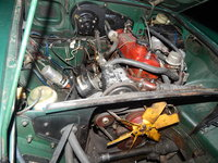 Picture of 1969 MG MGB Roadster, engine