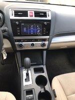 Picture of 2017 Subaru Outback 2.5i Premium, interior
