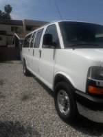 Picture of 2010 Chevrolet Express LT 3500 Ext, exterior