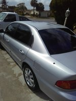 Picture of 2002 Kia Optima LX V6, exterior