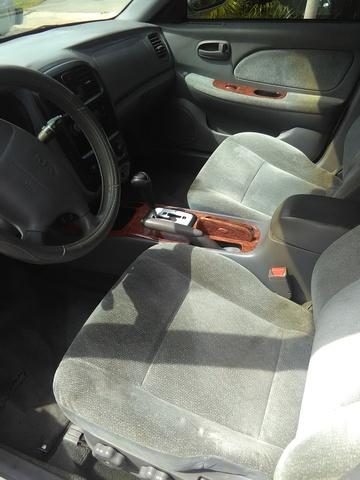 Picture of 2002 Kia Optima LX V6, interior