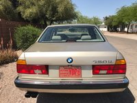 Picture of 1991 BMW 7 Series 750iL RWD, exterior, gallery_worthy