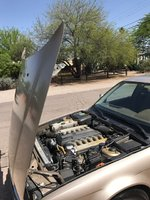 Picture of 1991 BMW 7 Series 750iL, engine