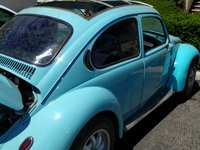 1973 Volkswagen Super Beetle Picture Gallery