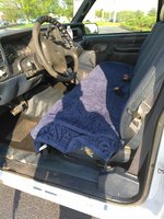 Picture of 1998 Chevrolet C/K 2500 Cheyenne Standard Cab LB, interior