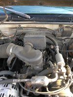 Picture of 1998 Chevrolet C/K 2500 Cheyenne Standard Cab LB, engine