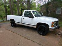 Picture of 1998 Chevrolet C/K 2500 Cheyenne Standard Cab LB, exterior