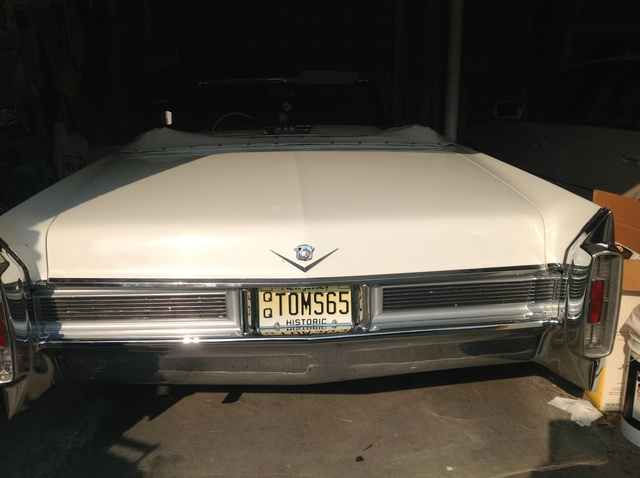 Picture of 1965 Cadillac DeVille
