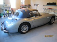 Picture of 1966 Austin-Healey 3000 BJ8, exterior, gallery_worthy