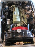 Picture of 1966 Austin-Healey 3000 BJ8, engine