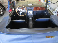 Picture of 1966 Austin-Healey 3000 BJ8, interior, gallery_worthy