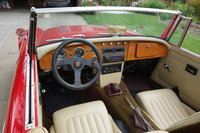 Picture of 1967 Austin-Healey 3000 BJ8, interior, gallery_worthy
