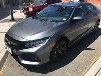 Picture of 2017 Honda Civic Hatchback Sport, exterior