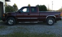Picture of 2003 GMC Sierra 1500 SLE Extended Cab SB, exterior