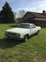 Picture of 1986 Chevrolet El Camino Base, exterior
