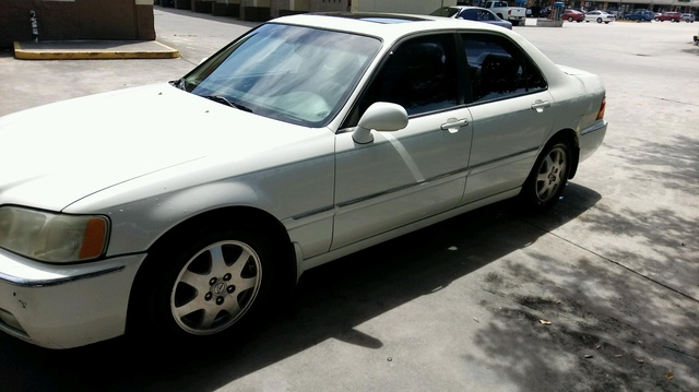 Picture of 2002 Acura RL 3.5L