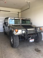 Picture of 2003 Hummer H1 4 Dr STD Turbodiesel 4WD Convertible, exterior