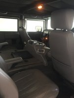 Picture of 2003 Hummer H1 4 Dr STD Turbodiesel 4WD Convertible, interior