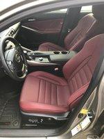 Picture of 2016 Lexus IS 300 AWD, interior