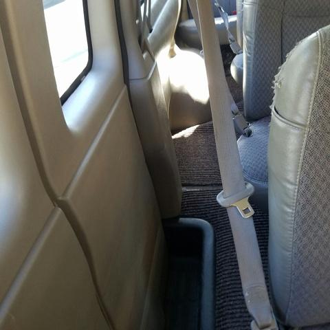 Picture of 2006 Chevrolet Express LS 3500 Ext Van, interior