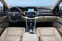 Picture of 2015 Honda Accord Hybrid Touring, interior
